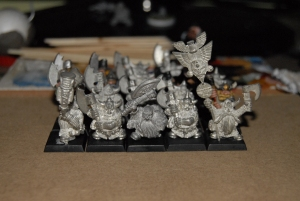 17 Montaraces de Bugman