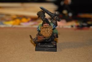 Señor del Clan Ballesta y espada