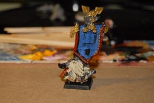 Señor del Clan Portaestandarte