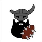 enanos-el-barbudo-loco-escudo