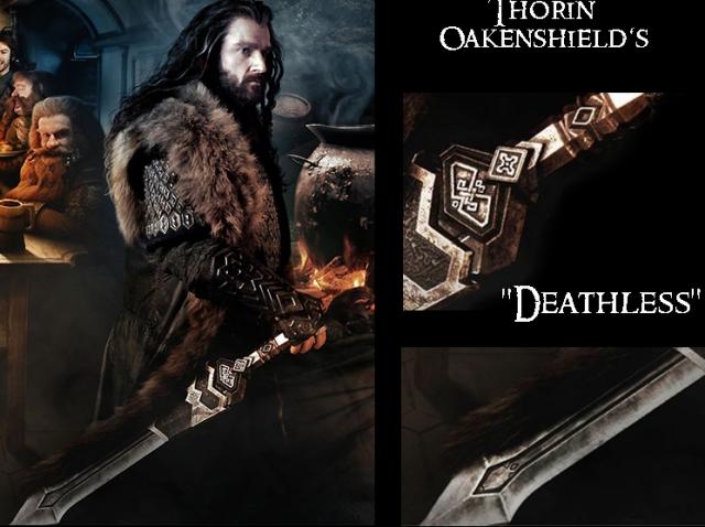 Thorin deathless