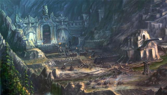 Fortaleza Enana